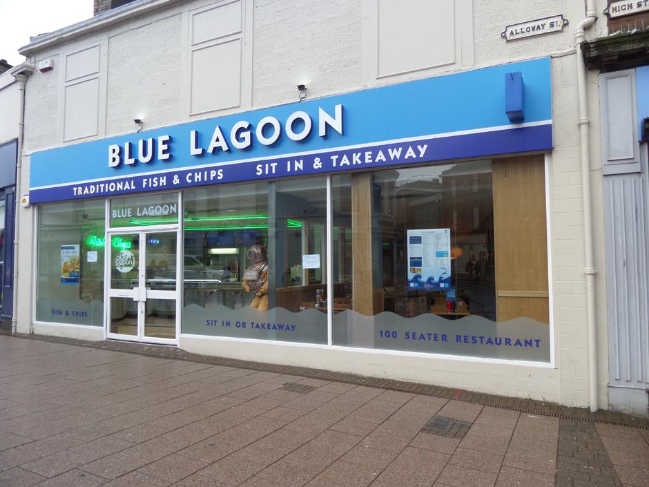 New Blue Lagoon Fish & Chip Restaurant