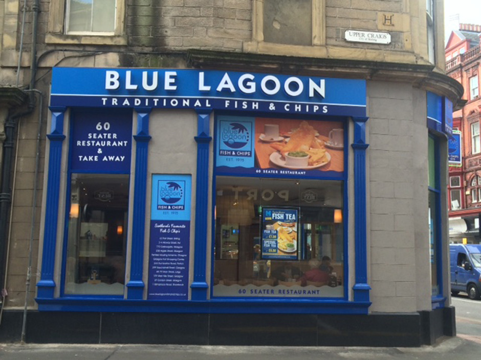 Blue Lagoon, Stirling